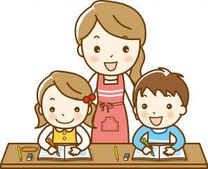 宿題支援付学童コース